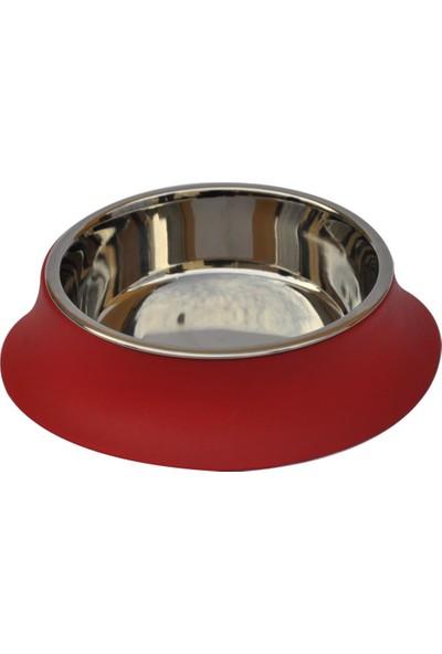 Zampa Kedi-Köpek Kırmızı King Mama Su Kabı