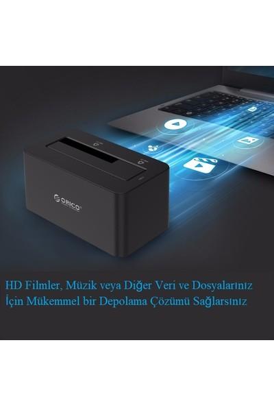 "Orico USB 3.0 2.5""/3.5"" SATA HDD Docking Sabit Disk İstasyonu"