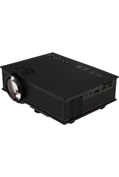 Unic UC68 Wifi Led Projeksiyon Cihazı