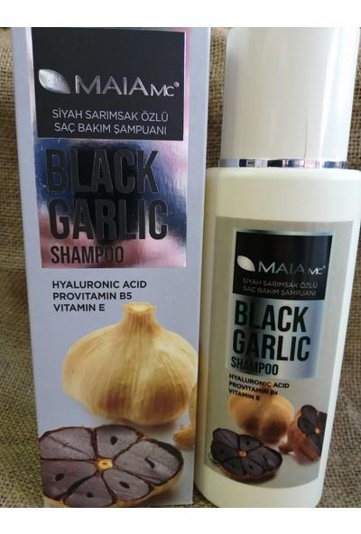 Maia Siyah Sarımsak Şampuanı