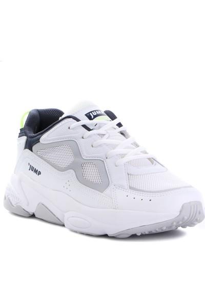 Jump Günlük Yüksek Taban Unisex Sneakers Ayakkabı