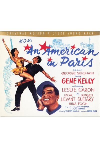 George Gershwin - An American In Paris (Original Motion Picture Soundtrack) 2 CD