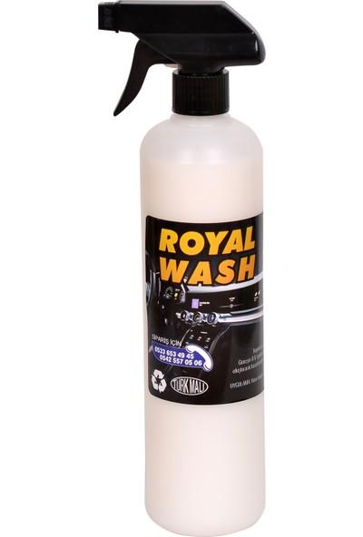 Royalwash Torpido Parlatıcı Süt 1000 ml + Uygulama Süngeri
