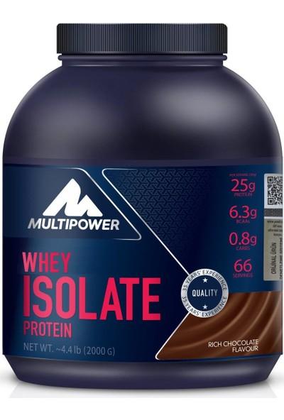 Multipower Whey Isolate Çikolata 2 kg