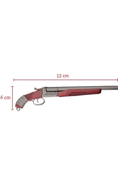 AlpCollection Pubg Fortnite Av Tüfeği Silah Metal Anahtarlık