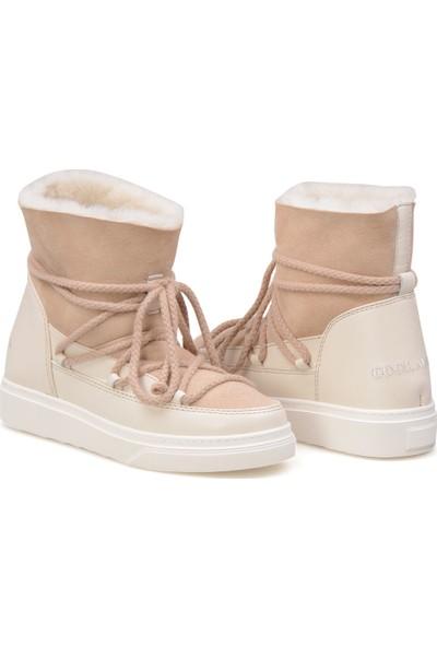 Cool Moon İçi Kürk Kadın Sneaker 355050
