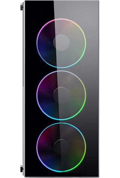 """İzoly N13PF İ5-3470 16GB 120SSD 500HDD GTX1050Tİ 4GB 22"""" Masaüstü Bilgisayar"""