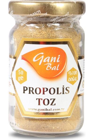 Ganibal Toz Propolis - 50 gr