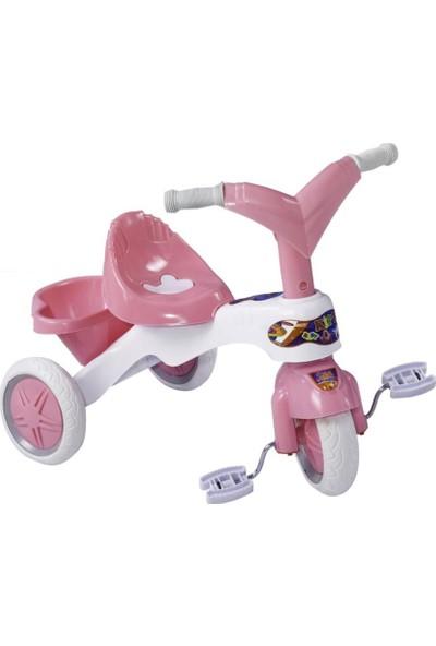 Taşpınar Kitty Üç Tekerlekli Bisiklet - Pembe