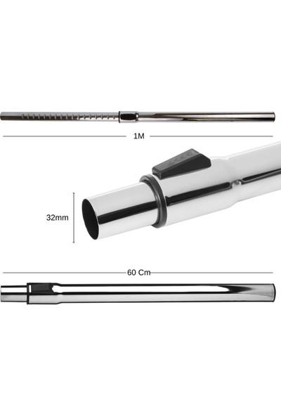 Arnica Bora 3000/4000/5000/7000 Uyumlu Kilitli Çelik Telli Komple Hortum Filtre Seti (%100 İthal A+ Kalite)
