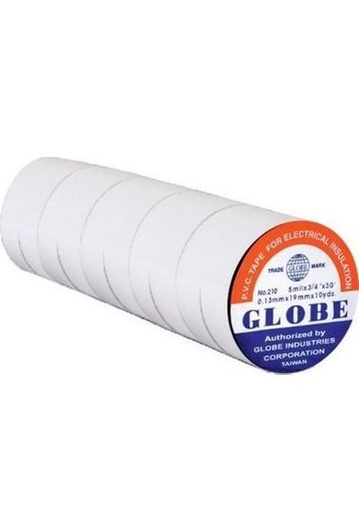 Globe Bant Beyaz 10'lu
