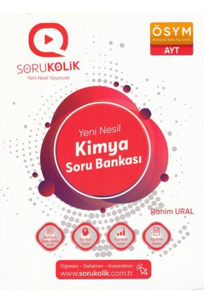Sorukolik Yayınları AYT Kimya Soru Bankası