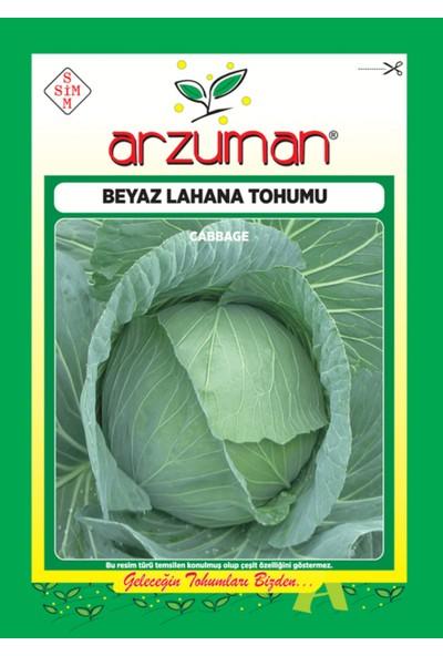 Arzuman Sebze Beyaz Lahana Tohum Yalova1 10 gr