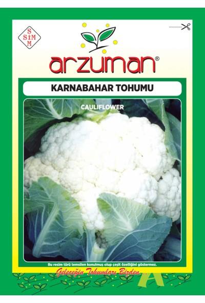 Arzuman Sebze Karnabahar Tohum 10 gr