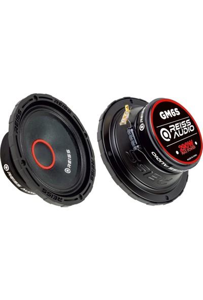 Reiss Audio RS-GM6S 16 cm Midrange