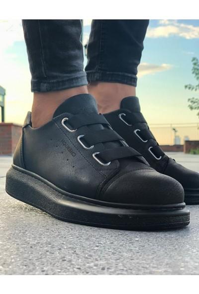 Pirmoda Erkek Ayakkabı Siyah