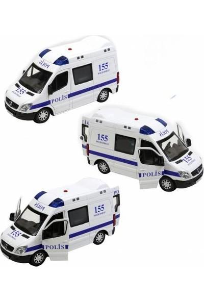 Vardem Çekbırak Işıklı Sesli Polis