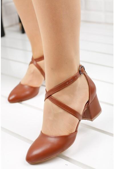 Ayakland Kadın 97544 Sandalet