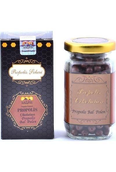 Salpin Çikolatalı Propolis Şekeri 25 gr