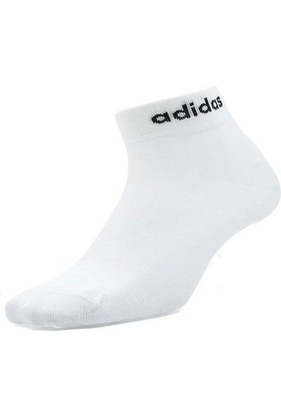Adidas Cf3386 Bs Ankle 3Pp Unisex Çorap