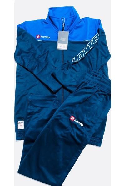 Lotto Suit Shine Iı Hz Pl Antrenman Çocuk Eşofman Takımı R5705
