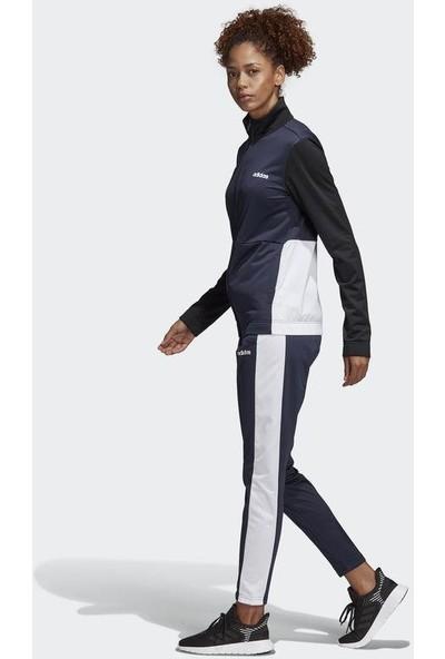 adidas PLain Kadın Triko Eşofman Takımı - DV2424