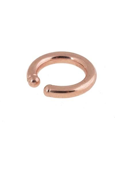 Masaliko Sb1716 Trend Gümüş Kıkırdak Küpe