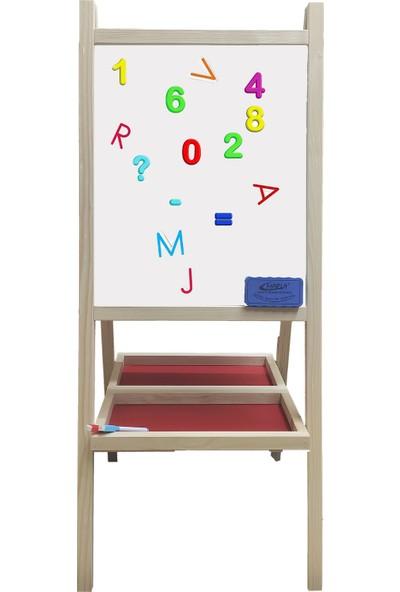 Mofy Baby Çift Taraflı Manyetik Eğitici Yazı Tahtası