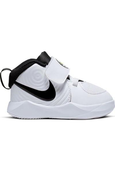 Nike Aq4226-100 Team Hustle D 9 Bebek Spor Ayakkabı 21