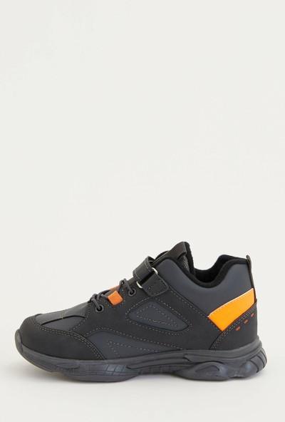 DeFacto Erkek Çocuk Kalın Tabanlı Bağcıklı Spor Ayakkabı