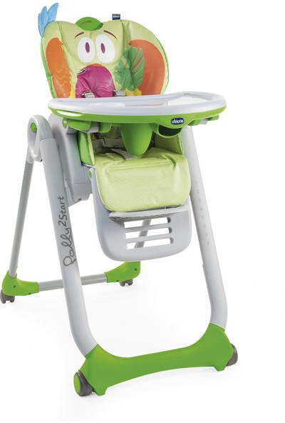 Chicco Polly 2 Start Mama Sandalyesi / Papağan
