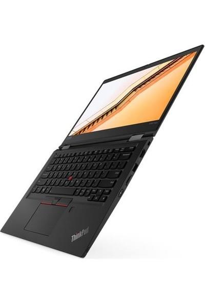 """Lenovo Yoga X390 Intel Core i7 8565U 16GB 512GB SSD Freedos 13.3"""" İkisi Bir Arada Bilgisayar 20NNS0M000"""