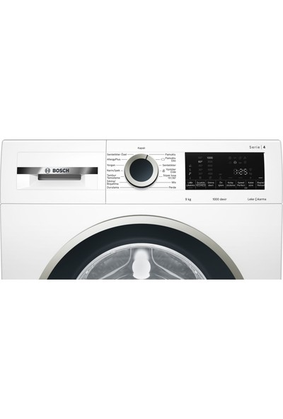 Bosch WGA141X0TR Serie 4 A+++ 9 kg 1000 Devir Çamaşır Makinesi