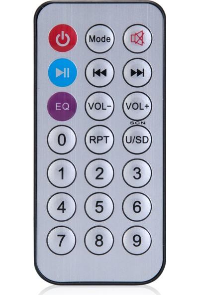 Goldmaster S-2128 2+1 Ses Sistemi(Bluetooth Özellikli)