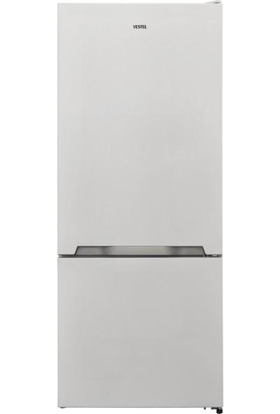 Vestel NFK480 A++ 480 lt Kombi Tipi No-Frost Buzdolabı