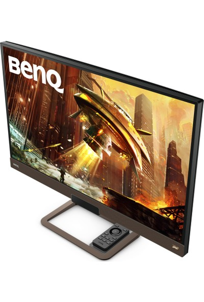 "BenQ EX2780Q 27"" 144Hz 5ms (HDMI+Display+USB Type-C) FreeSync 2K HDR QHD IPS Oyun Monitörü"