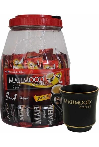 Mahmood Coffee 3ü1 Arada 18 gr 36' lı + Mug