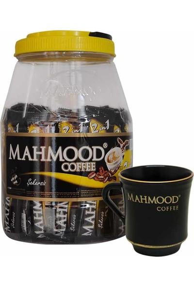 Mahmood Coffee 2si1 Arada 10 gr 36' lı + Mug