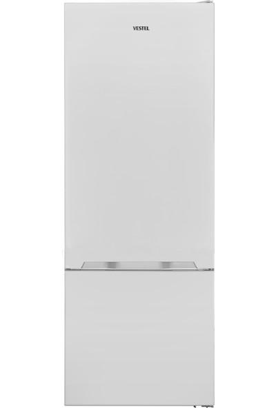 Vestel NFK520 A+ 520 lt No-Frost Buzdolabı