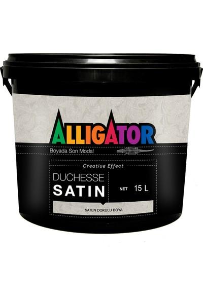 Alligator Duchesse Satin 15 lt