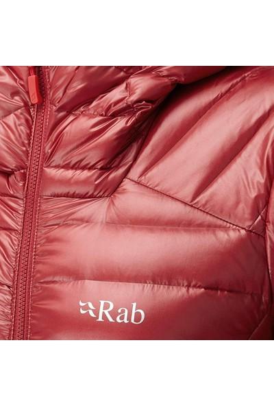 Rab Microlight Summit Kaz Tüyü Kapüşonlu Kadın Ceket