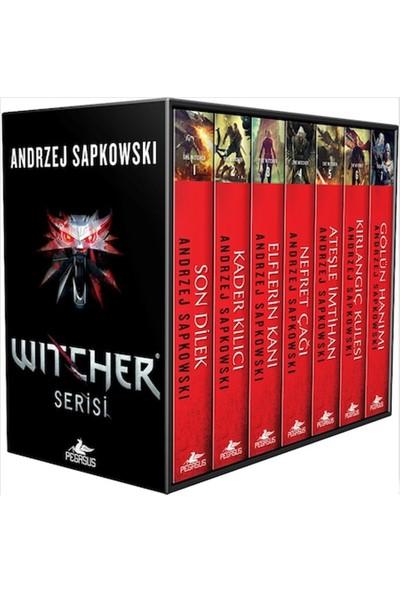 The Witcher Serisi Kutulu (7 Kitap) - Andrzej Sapkowski