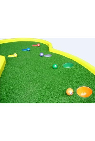 MiniGolf35 Rainbow Golf Tek Üniteli Mini Golf Sahası