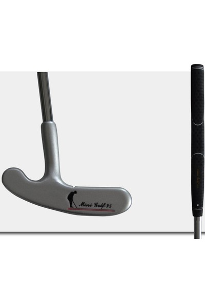 MiniGolf35 Golf Sopası Sağ-Sol Vuruş (Çift Taraflı)