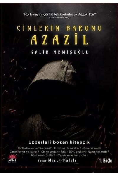 Cinlerin Baronu Azazil - Mesut Kalalı