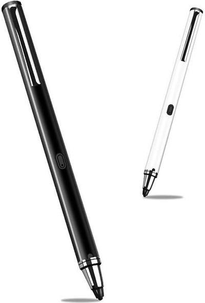 Wiwu P666 Picasso Active Stylus Dokunmatik Çizim Kalemi Beyaz