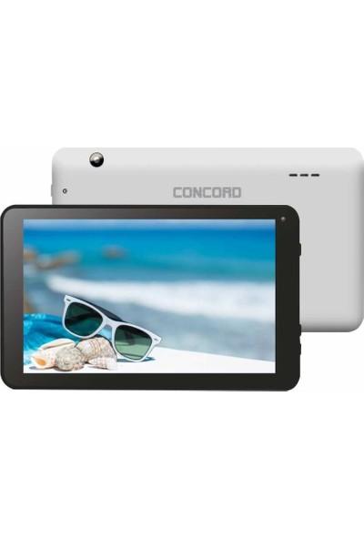 """Concord C-777 16GB 7"""" Tablet Beyaz"""