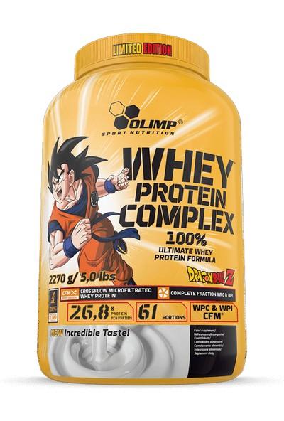 Olimp Whey Protein Complex Dragon Ball Z 2270 gr Double Çikolata