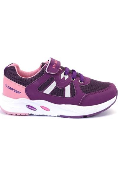 Slazenger ENJOY Spor Çocuk Ayakkabı Mor