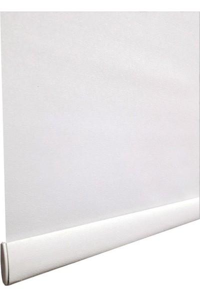 BBB Kalın Kumaşlı Mat Stor Perde Beyaz MS1400